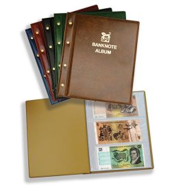 VST Banknote Pages