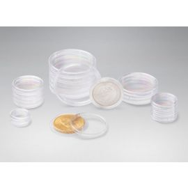 Coin Capsules (Pack of 10)